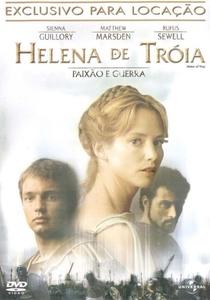 Helena de Tróia - Paixão e Guerra - Poster / Capa / Cartaz - Oficial 4