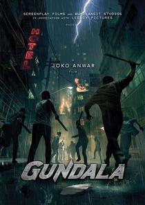 Gundala - Poster / Capa / Cartaz - Oficial 3