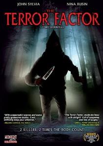 The Terror Factor  - Poster / Capa / Cartaz - Oficial 1