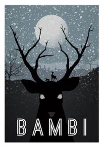 Bambi - Poster / Capa / Cartaz - Oficial 4