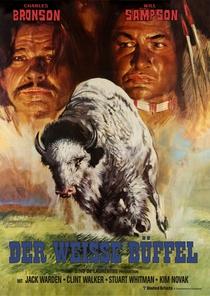 O Grande Búfalo Branco - Poster / Capa / Cartaz - Oficial 2