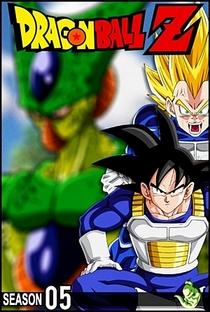 Dragon Ball Z (5ª Temporada) - Poster / Capa / Cartaz - Oficial 25