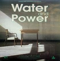 Água e Poder - Poster / Capa / Cartaz - Oficial 1