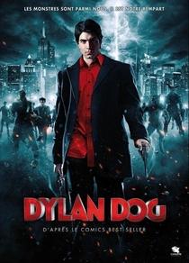 Dylan Dog e as Criaturas da Noite - Poster / Capa / Cartaz - Oficial 3