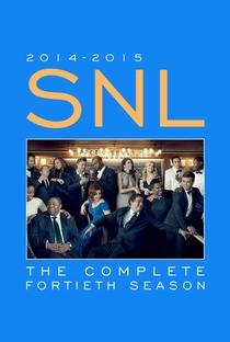 Saturday Night Live (40ª Temporada) - Poster / Capa / Cartaz - Oficial 1