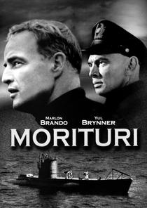 Morituri - Poster / Capa / Cartaz - Oficial 2