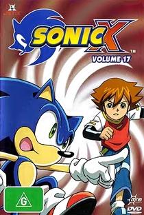 Sonic X (3ª Temporada) - Poster / Capa / Cartaz - Oficial 8