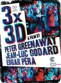 3x3D - Poster / Capa / Cartaz - Oficial 1