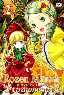 Rozen Maiden (2ª Temporada) - Poster / Capa / Cartaz - Oficial 11