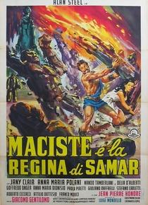 Hércules Contra os Homens da Lua - Poster / Capa / Cartaz - Oficial 1