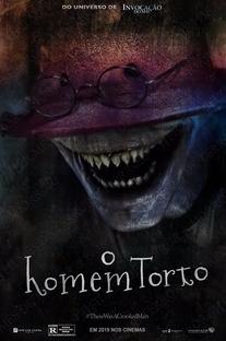 Homem Torto - Poster / Capa / Cartaz - Oficial 1