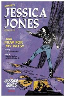 Jessica Jones (2ª Temporada) - Poster / Capa / Cartaz - Oficial 16