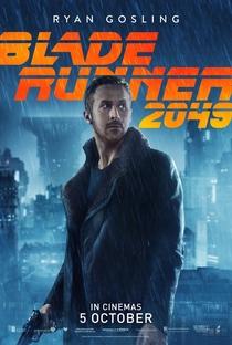 Blade Runner 2049 - Poster / Capa / Cartaz - Oficial 21