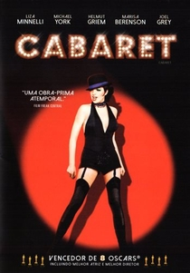 Cabaret - Poster / Capa / Cartaz - Oficial 9