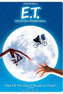 E.T.: O Extraterrestre - Poster / Capa / Cartaz - Oficial 5