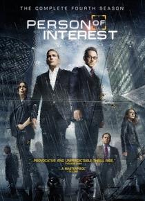 Pessoa de Interesse (4ª Temporada) - Poster / Capa / Cartaz - Oficial 1