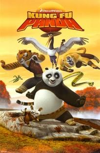 Kung Fu Panda - Poster / Capa / Cartaz - Oficial 1