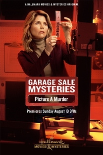 Garage Sale Mysteries: Picture a Murder - Poster / Capa / Cartaz - Oficial 1