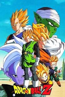 Dragon Ball Z (6ª Temporada) - Poster / Capa / Cartaz - Oficial 21