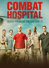 Combat Hospital (1ª Temporada) - Poster / Capa / Cartaz - Oficial 1