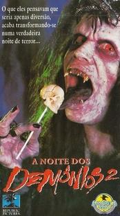 A Noite dos Demônios 2 - Poster / Capa / Cartaz - Oficial 1