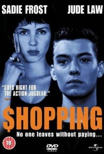 Shopping - O Alvo do Crime - Poster / Capa / Cartaz - Oficial 2