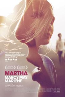 Martha Marcy May Marlene - Poster / Capa / Cartaz - Oficial 1