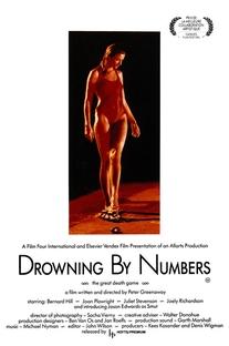 Afogando em Números - Poster / Capa / Cartaz - Oficial 3