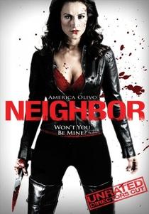 Neighbor - Poster / Capa / Cartaz - Oficial 1