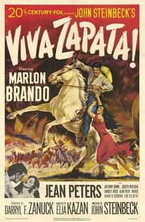 Viva Zapata! - Poster / Capa / Cartaz - Oficial 2