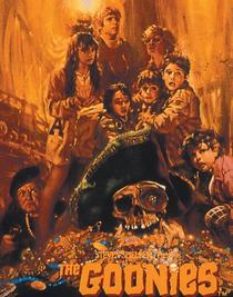 Os Goonies - Poster / Capa / Cartaz - Oficial 8