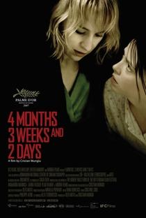 4 Meses, 3 Semanas e 2 Dias - Poster / Capa / Cartaz - Oficial 14