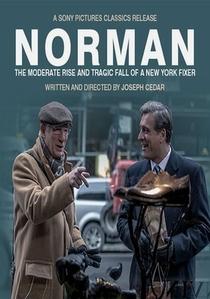 Norman: Confie em Mim - Poster / Capa / Cartaz - Oficial 2