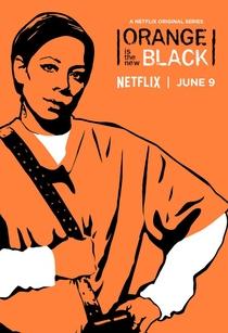 Orange Is the New Black (5ª Temporada) - Poster / Capa / Cartaz - Oficial 4