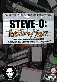 Steve-O: The Early Years - Poster / Capa / Cartaz - Oficial 1