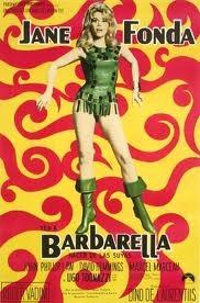 Barbarella - Poster / Capa / Cartaz - Oficial 13