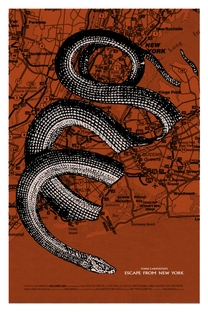 Fuga de Nova York - Poster / Capa / Cartaz - Oficial 15