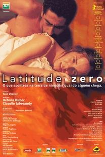 Latitude Zero - Poster / Capa / Cartaz - Oficial 1