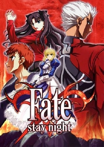 Fate Stay Night - Poster / Capa / Cartaz - Oficial 1