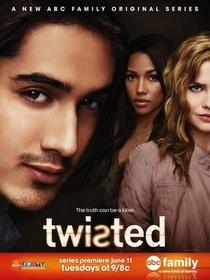 Twisted (1ª Temporada) - Poster / Capa / Cartaz - Oficial 1