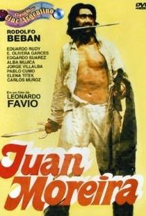 Juan Moreira  - Poster / Capa / Cartaz - Oficial 1