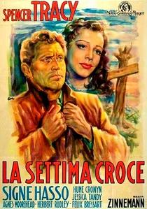 A Sétima Cruz - Poster / Capa / Cartaz - Oficial 3
