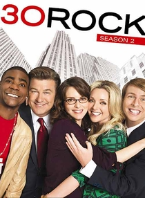 30 Rock (2ª Temporada) - Poster / Capa / Cartaz - Oficial 1