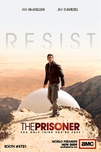 The Prisoner - Poster / Capa / Cartaz - Oficial 1