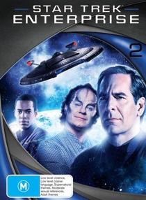 Jornada nas Estrelas: Enterprise (2ª Temporada) - Poster / Capa / Cartaz - Oficial 1