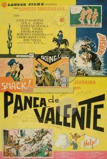 Panca de Valente - Poster / Capa / Cartaz - Oficial 1