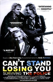 Can't Stand Losing You: Surviving The Police - Poster / Capa / Cartaz - Oficial 2