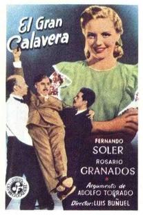 El Gran Calavera - Poster / Capa / Cartaz - Oficial 1