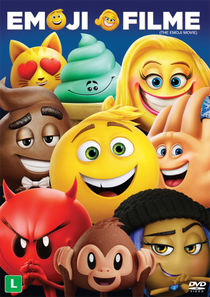 Emoji: O Filme - Poster / Capa / Cartaz - Oficial 2