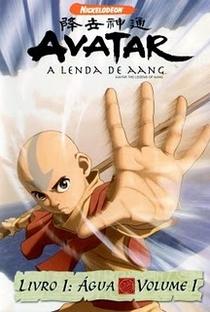 Avatar: A Lenda de Aang (1ª Temporada) - Poster / Capa / Cartaz - Oficial 3